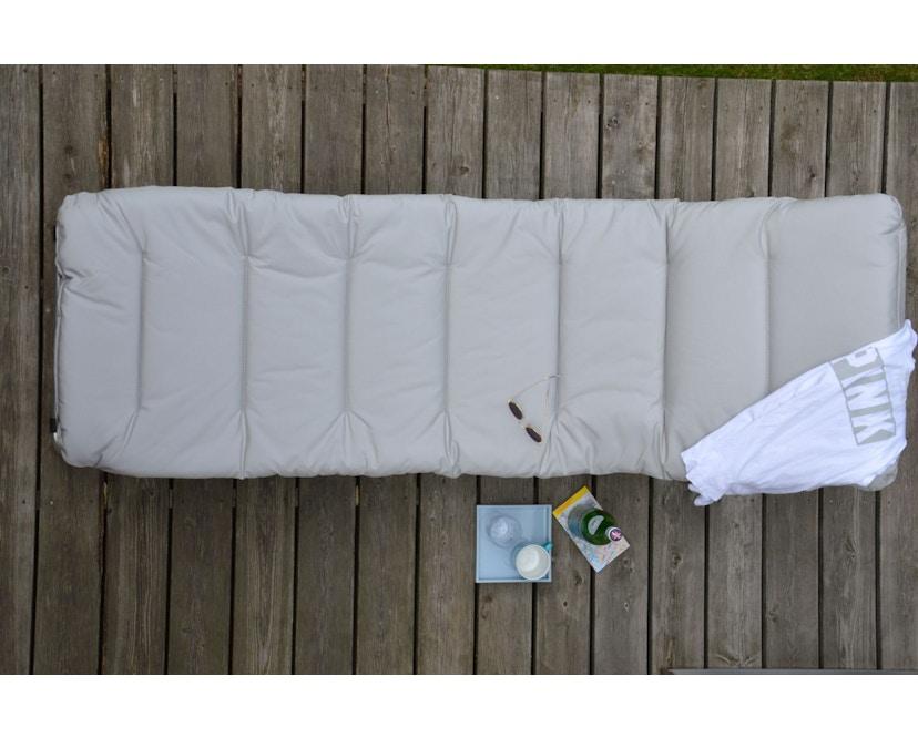 Jan Kurtz - Fat Auflage - weiß - 120 x 60 cm - 3