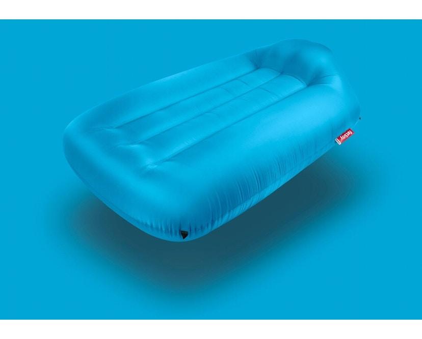 fatboy - Lamzac L Design Luftmatratze - Aqua blue - 3