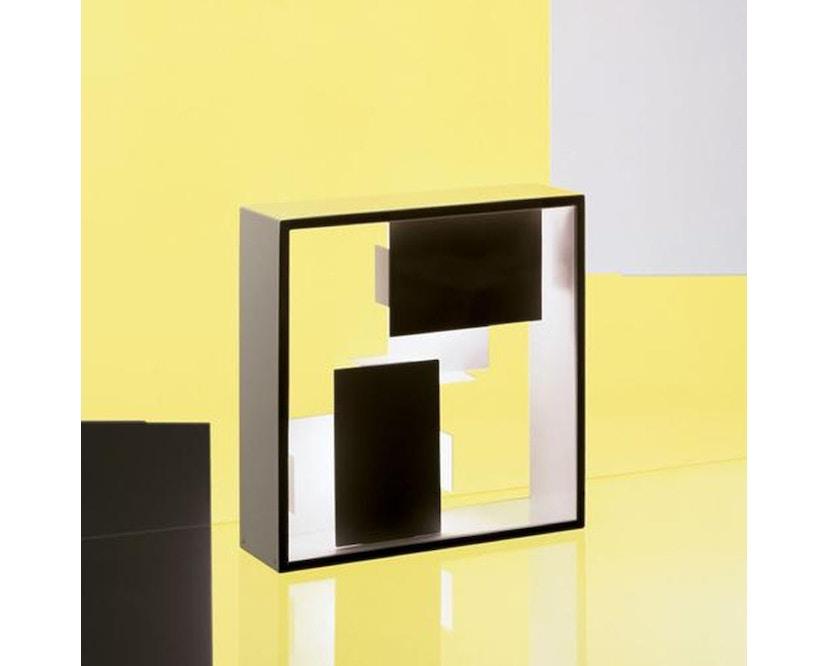 Artemide - Fato Tisch & Wandleuchte - weiß - 2