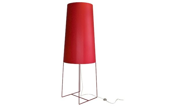 frauMaier - Lampe à poser fatsophie - rouge - 1
