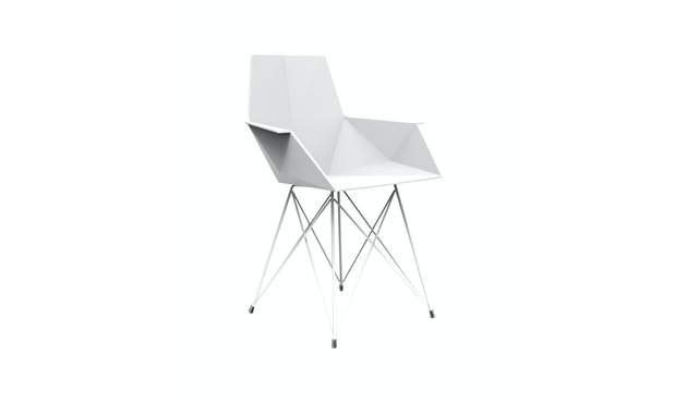 Vondom - FAZ Stuhl mit Armlehnen - 5