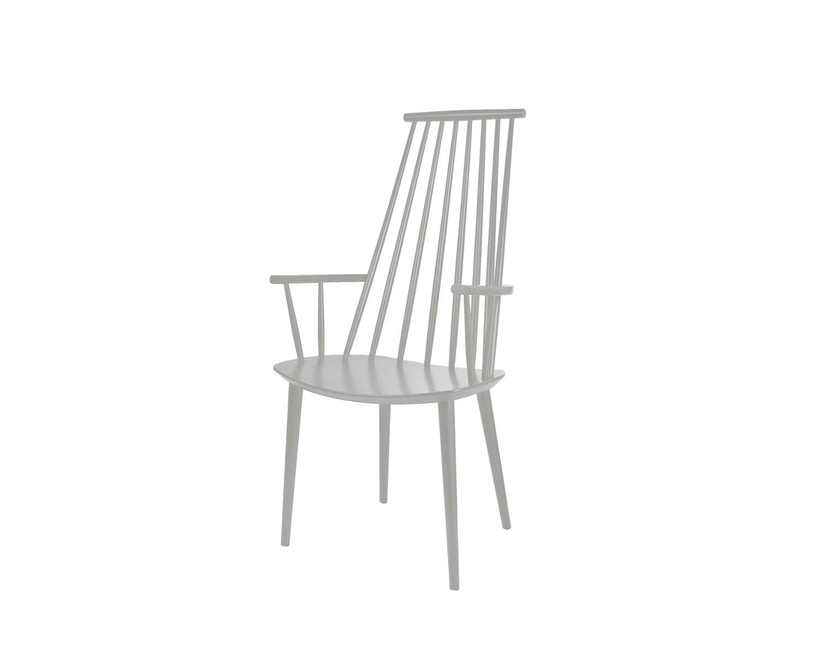 HAY - Chaise J110 - gris brume - 2