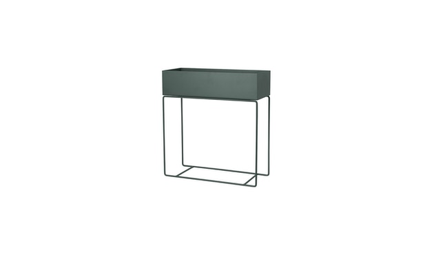 ferm LIVING - Plant Box Pflanzenständer - Dark Green - 3