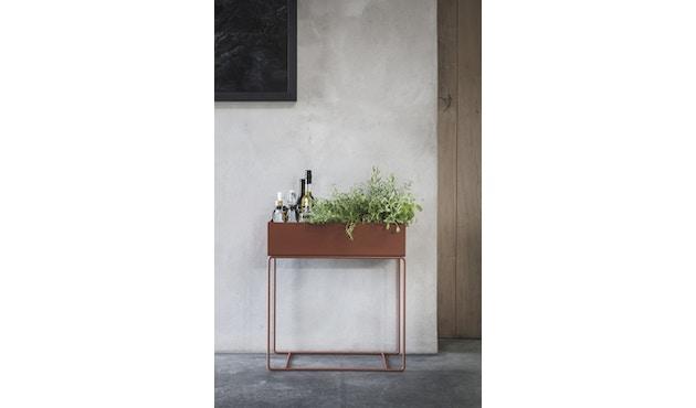 ferm LIVING - Plant Box Pflanzenständer - Dark Green - 7