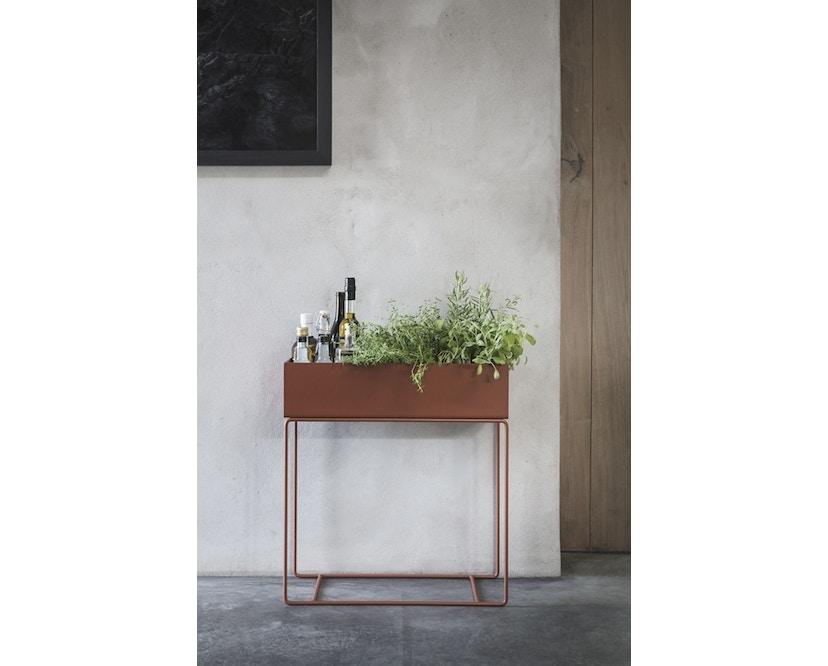 ferm LIVING - Jardinière Plant Box - vert foncé - 7