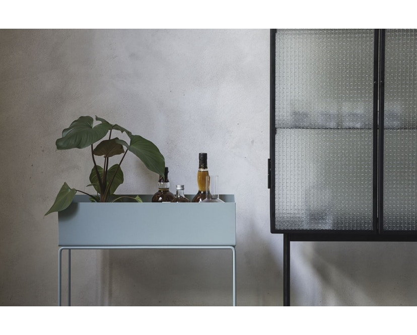 ferm LIVING - Jardinière Plant Box - vert foncé - 8