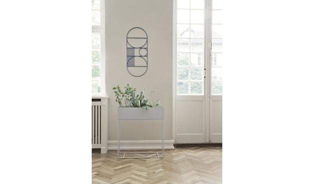 ferm LIVING - Plant box bloemenbak - warm grijs - 6