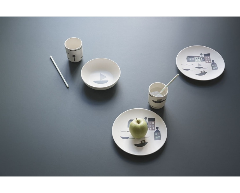ferm LIVING - Bambus servies-set - 4
