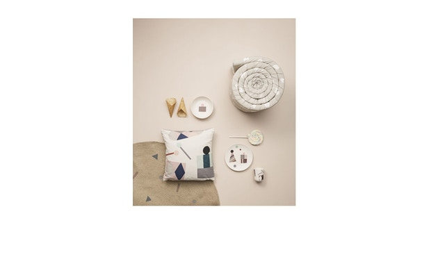 ferm LIVING - Bambus servies-set - 5