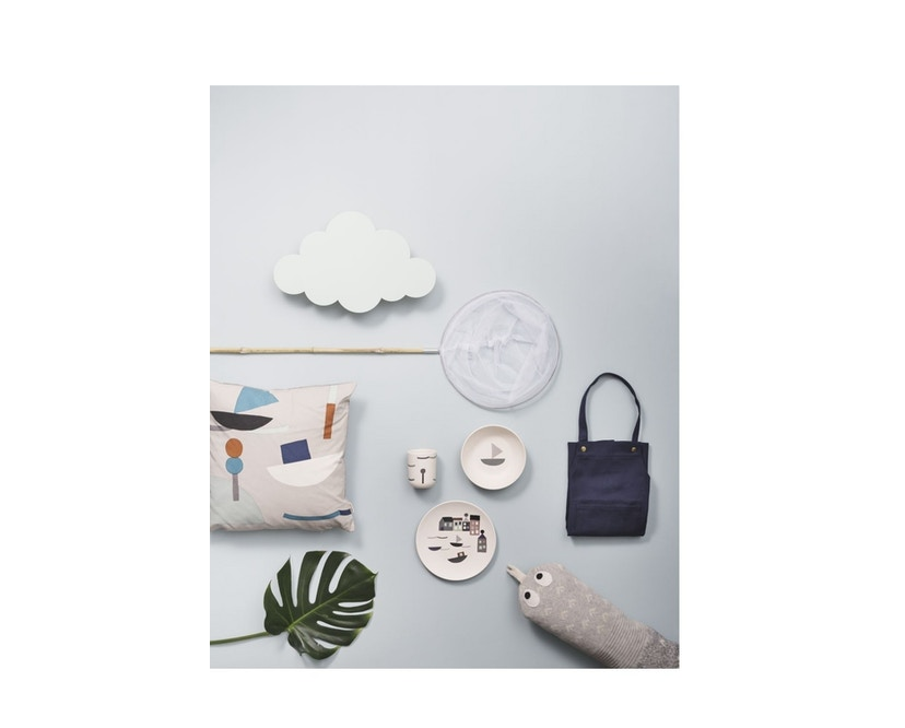 ferm LIVING - Bambus servies-set - 6