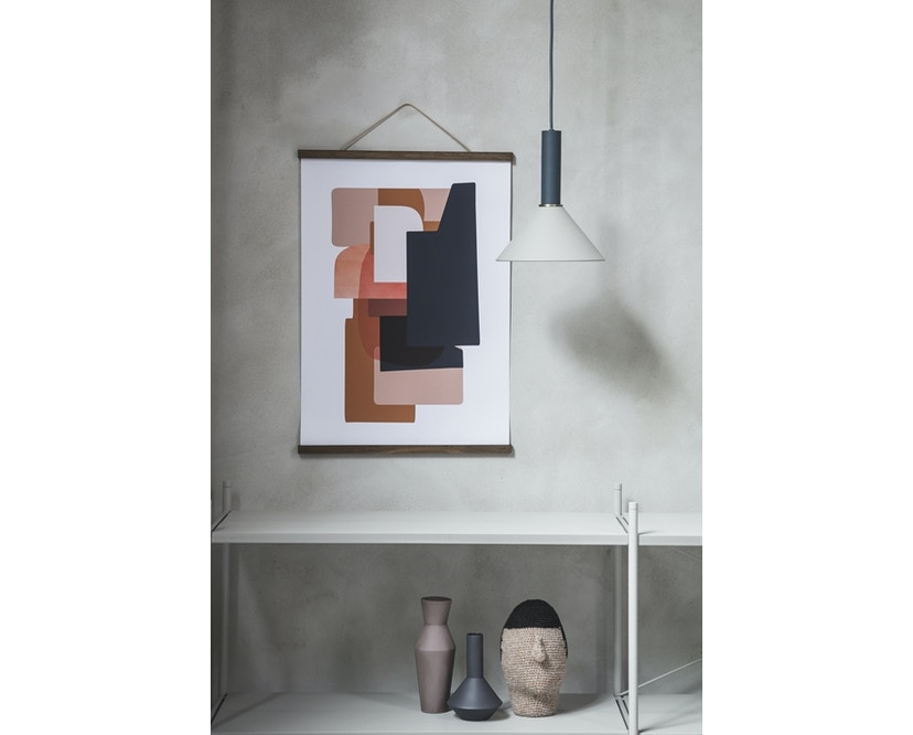ferm LIVING - Collect Lighting - Cone - hellgrau - 7