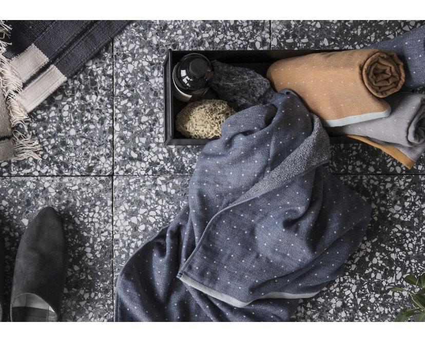 ferm LIVING - Sento badhanddoek - grijs - 3