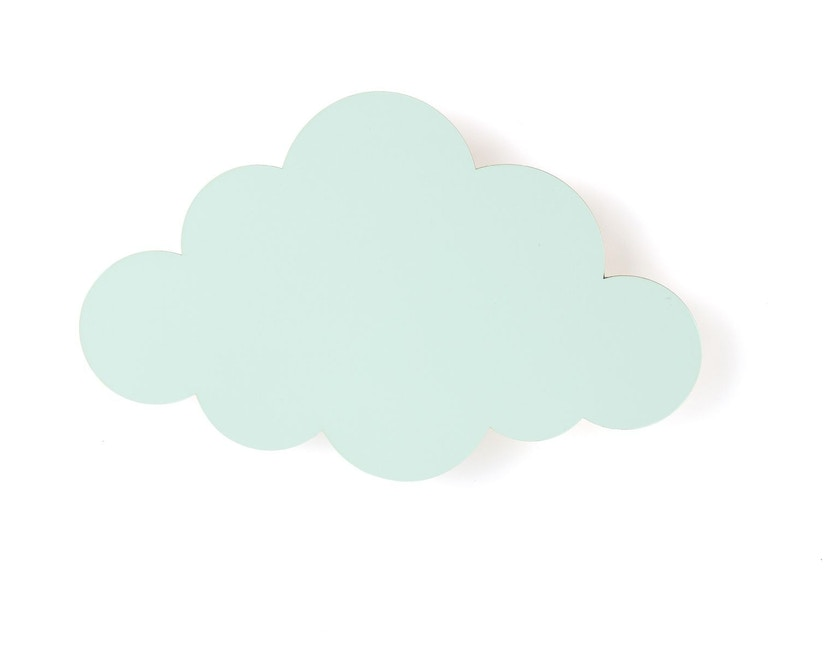 ferm LIVING - Cloud Wandleuchte - mint - 1