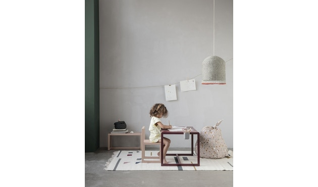 ferm LIVING - Little Architect Taschen - grau - S - 2