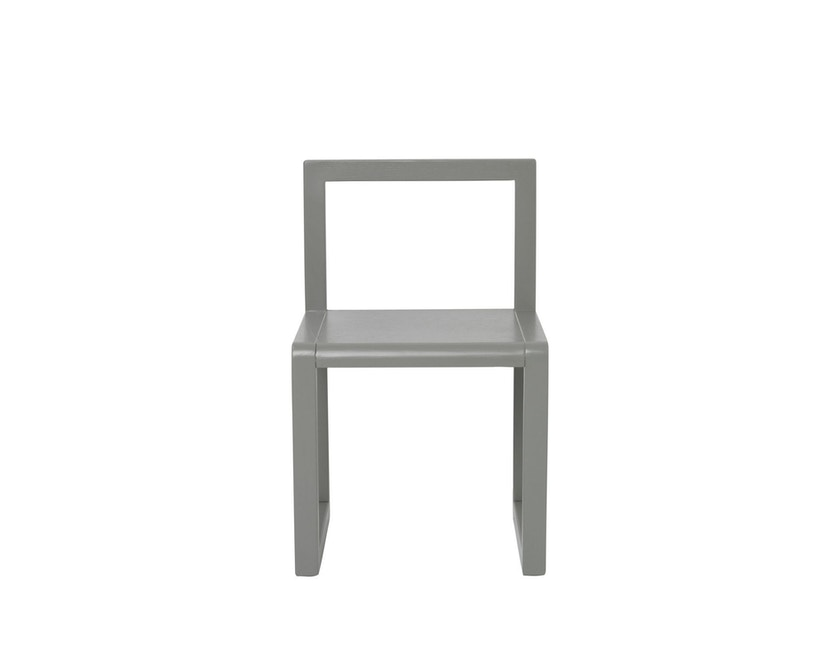 ferm LIVING - Little Architect Stuhl - grey - 2