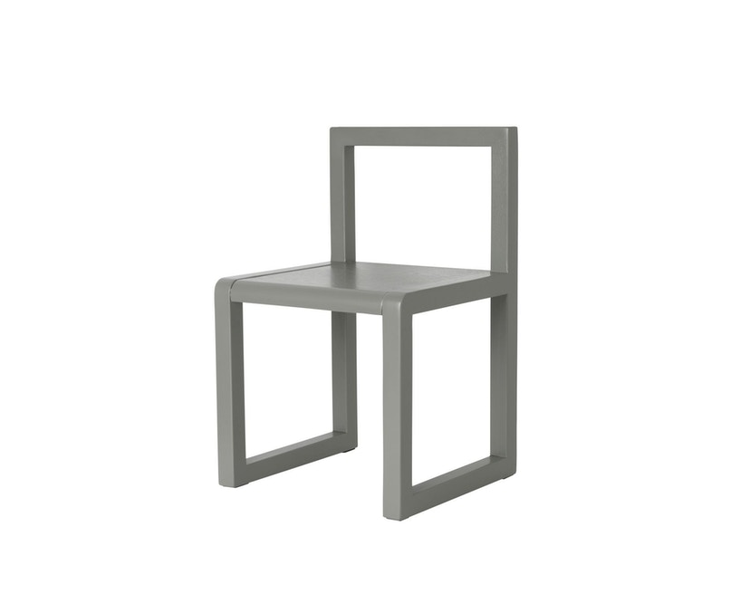 ferm LIVING - Little Architect Stuhl - grey - 1