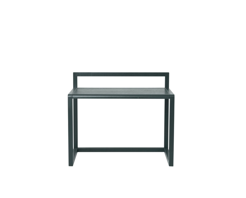 ferm LIVING - Little Architect Schreibtisch - dunkelgrün - 1