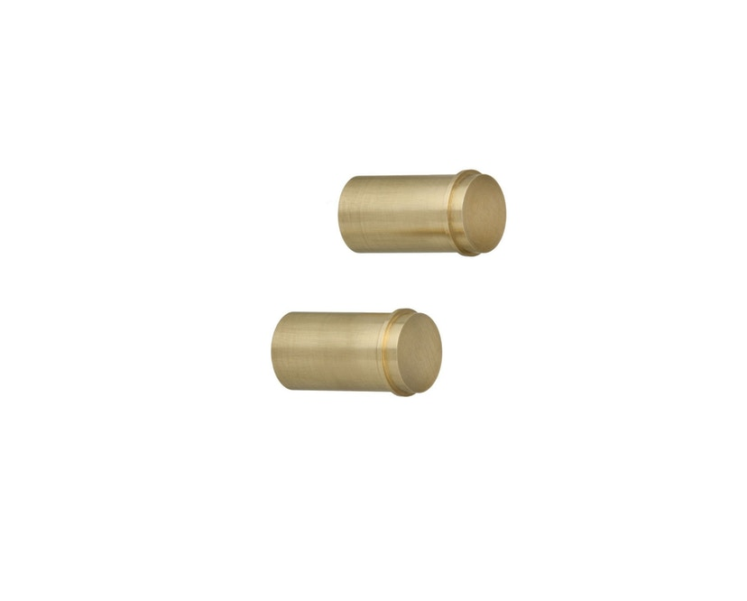 ferm LIVING - Brass Haken - 2