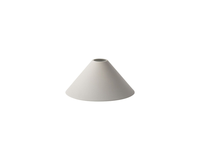 ferm LIVING - Collect Lighting - Cone - hellgrau - 5