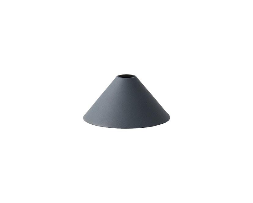 ferm LIVING - Collect Lighting - Cone - dunkelblau - 1
