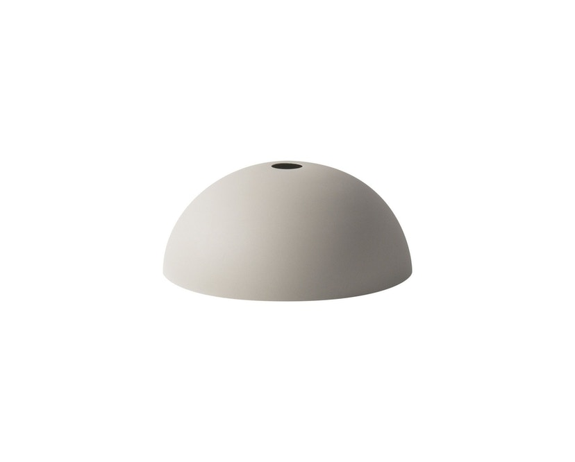 ferm LIVING - Collect Lighting - Dome - hellgrau - 5