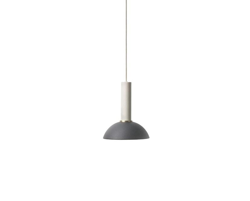 ferm LIVING - Collect Lighting - Hoop - schwarz - 2