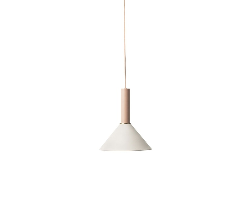 ferm LIVING - Collect Lighting - Cone - hellgrau - 6