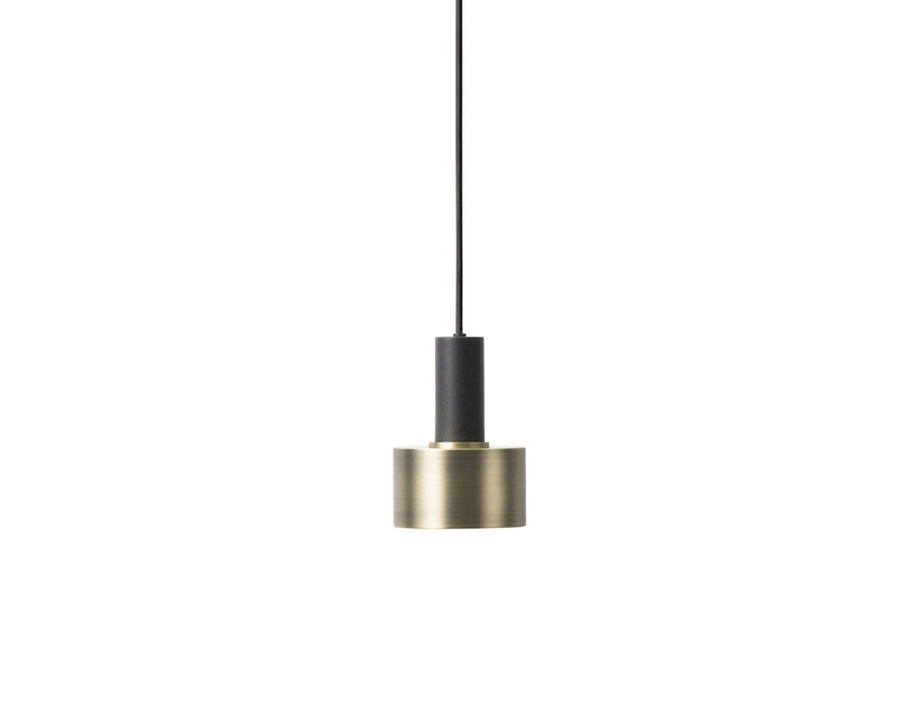 ferm LIVING - Collect Lighting - Disc - messing - 1