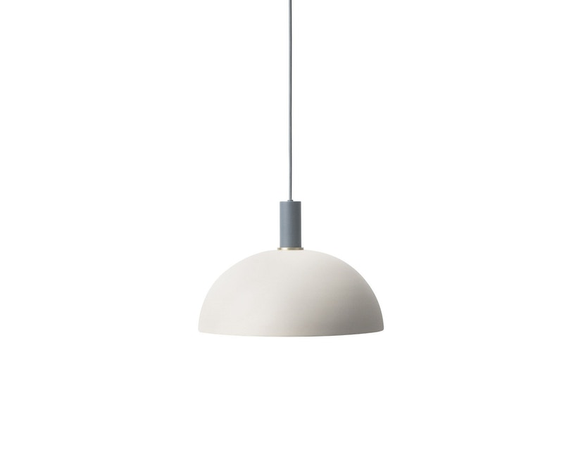 ferm LIVING - Collect Lighting - Dome - hellgrau - 6