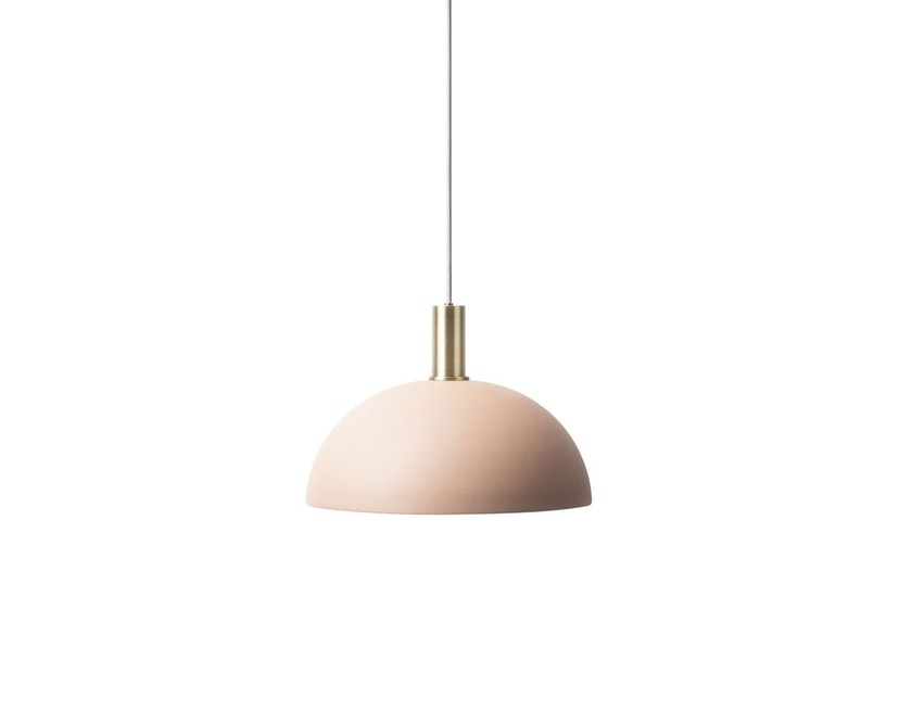 ferm LIVING - Collect Lighting - Dome - rosa - 6