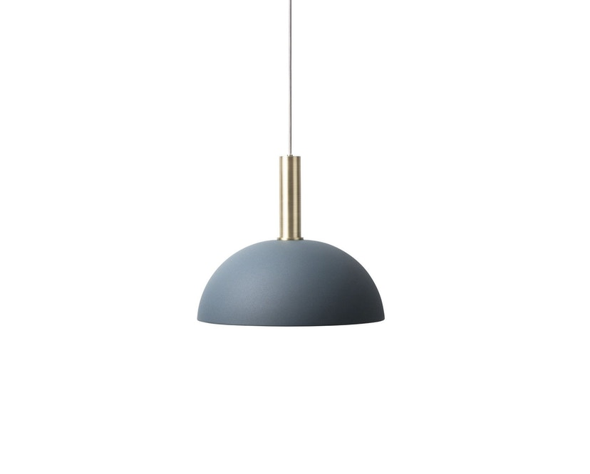 ferm LIVING - Collect Lighting - Dome - dunkelblau - 6
