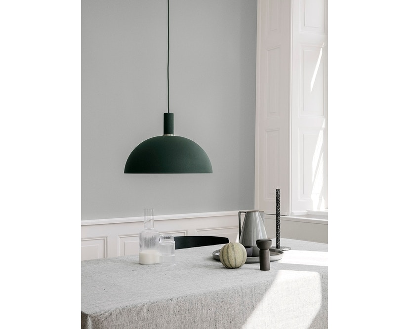 ferm LIVING - Blend tafelkleed - groen - 5