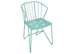 Flower stoel geperforeerd