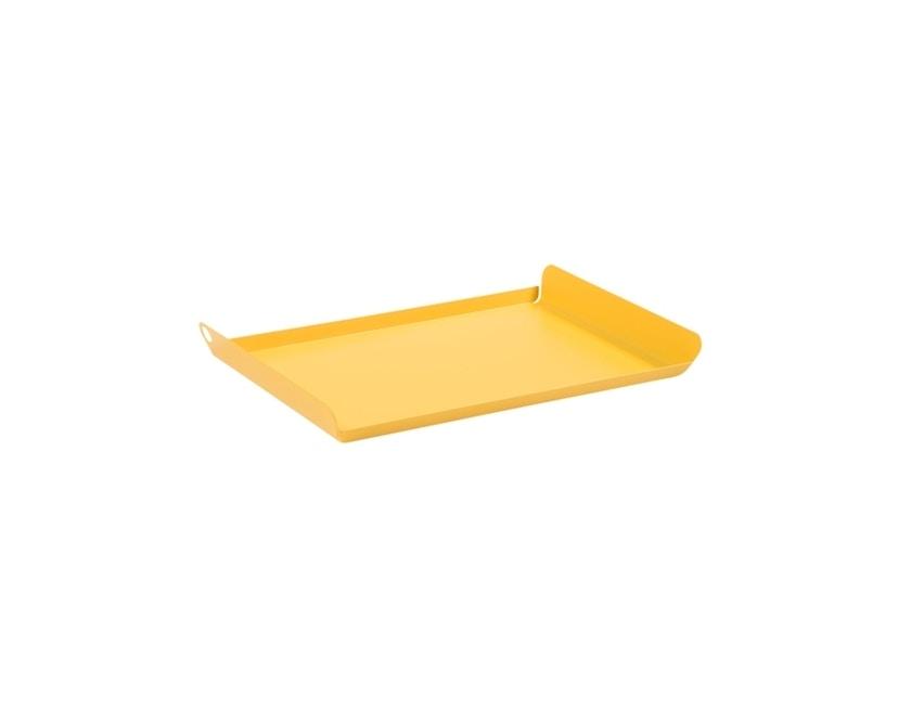 Fermob - ALTO kleines Tablett - 73 Honig satiniert - 1
