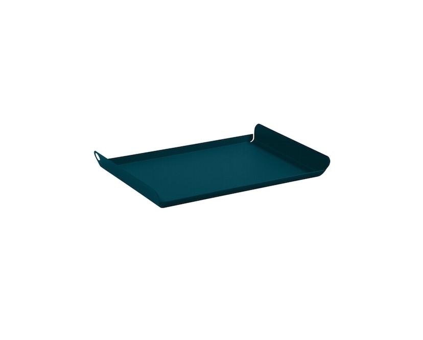 Fermob - ALTO kleines Tablett - 21 Acapulcoblau - 1