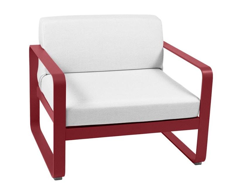 Fermob - BELLEVIE fauteuil - 43 chili mat - 2