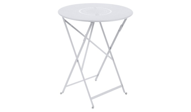 Fermob - FLOREAL Tisch - 01 Baumwollweiss matt - Ø 60 cm - 3
