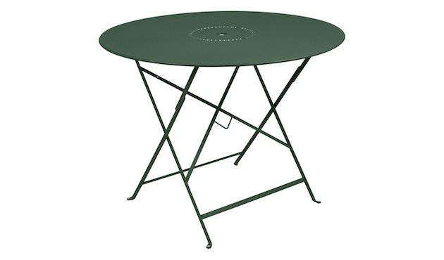 Fermob - FLOREAL tafel - Ø 96 cm - 02 cedergroen mat - 3