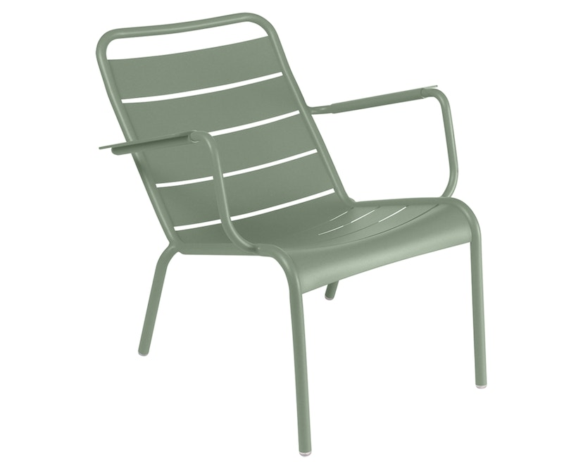 Fermob - LUXEMBOURG lage fauteuil - 82 cactus mat - 1