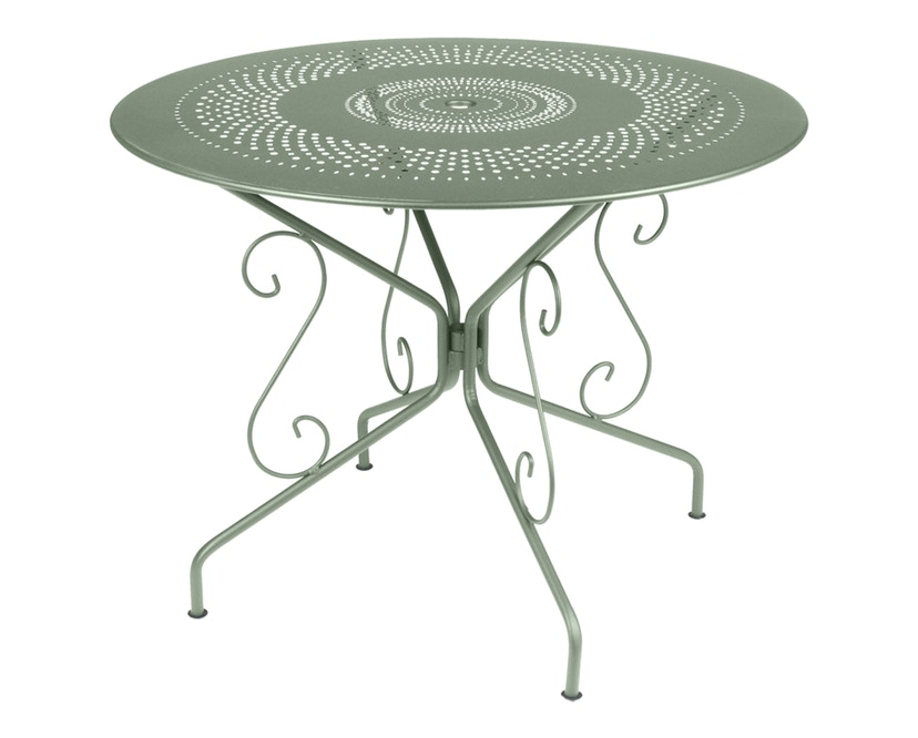 Fermob - MONTMARTRE tafel - Ø 96 cm - 82 cactus mat - 1