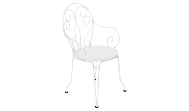Fermob - MONTMARTRE fauteuil - 01 katoenwit mat - 2