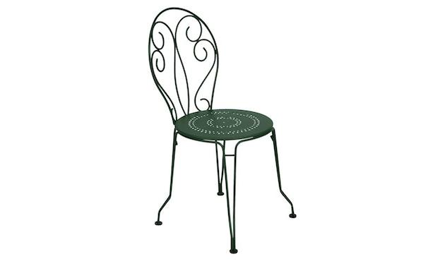 Fermob - MONTMARTRE stoel - 02 cedergroen mat - 2