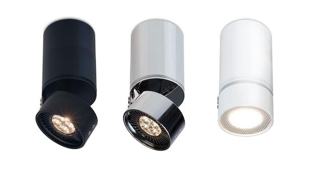 Mawa Design - Fernglas Aufbaustrahler - weiß matt RAL 9016 - Halogen - 1 Strahler - 2