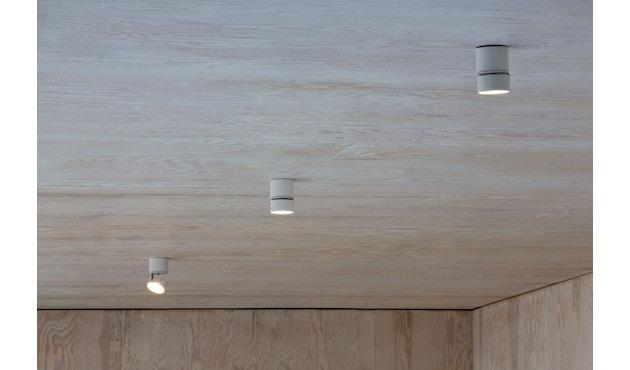 Mawa Design - Fernglas Aufbaustrahler - weiß matt RAL 9016 - Halogen - 1 Strahler - 3