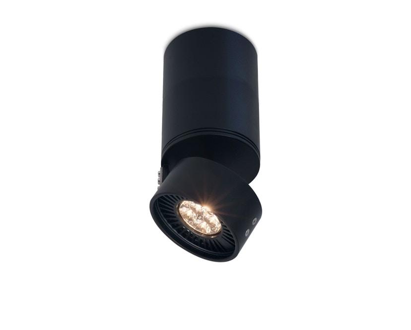 Mawa Design - Fernglas Aufbaustrahler - schwarz matt mawa 9005 - Halogen - 1 Strahler - 2