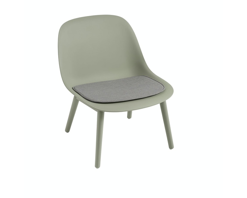 Fiber Lounge Stuhl Sitzkissen