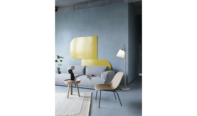 Muuto - Pebble Rug Teppich - 200 x 300 - Dark Grey - 3