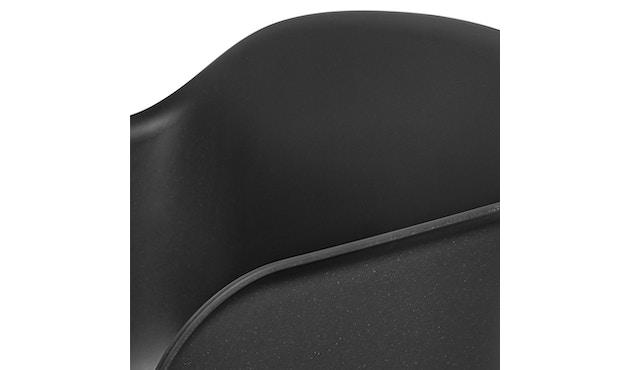 Muuto - Fiber Armlehnstuhl - Drehfuß - 2
