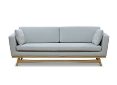red edition - Fifties 210 Sofa - 1
