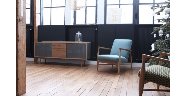 red edition - Fifties Sideboard - 2